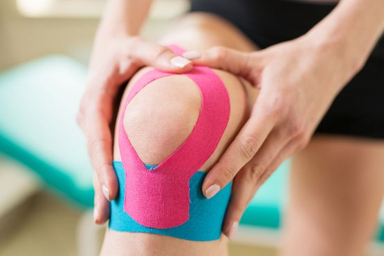 Kinesiotaping - Physiotherapie Muschal - Frauenfeld